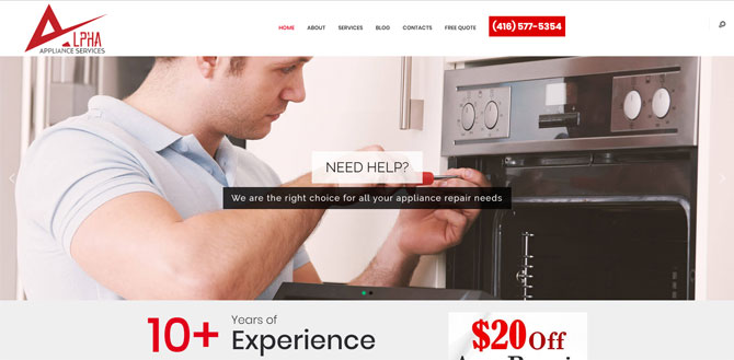 Alpha Appliance Services