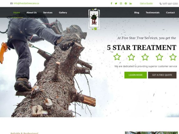 Five Star Tree Services
