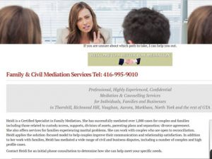 A Better Way Mediation & Counseling