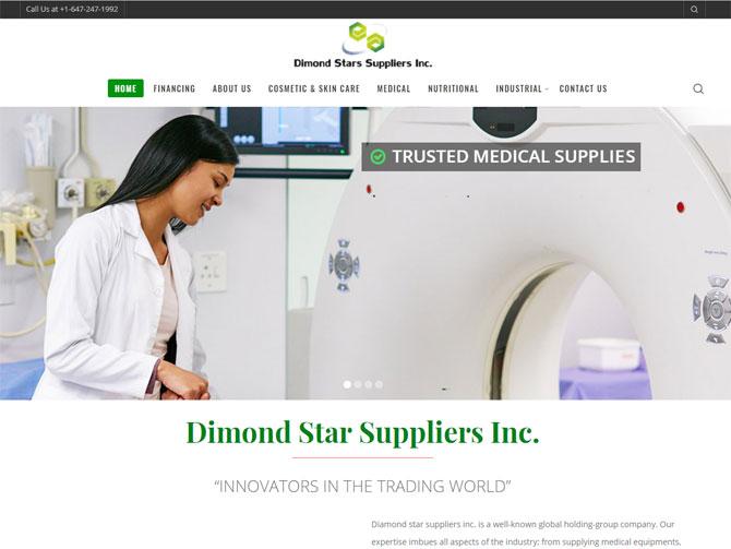 Dimond Star Suplliers Inc.