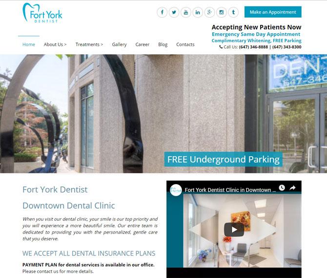Fort York Dentist