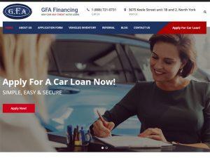 Gfa Financing