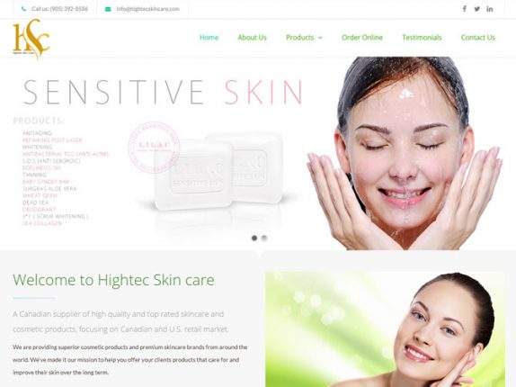 Hightec Skin Care
