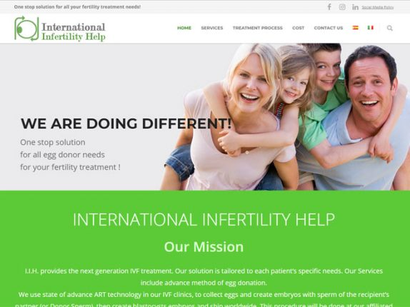 International Infertility Help