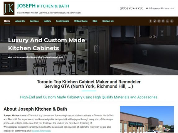 Joseph Kitchen & Bath