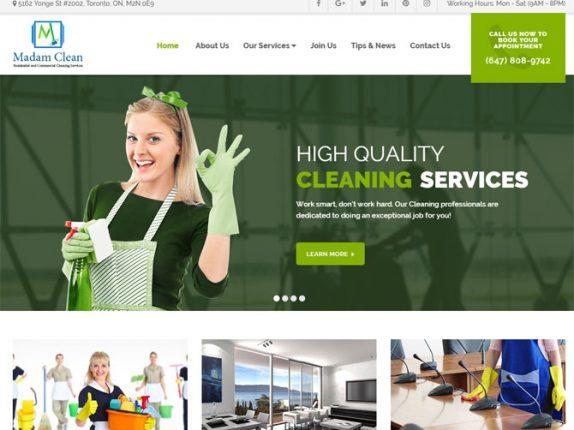 Madam Clean Services