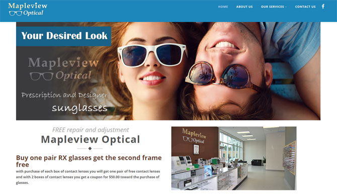 Mapleview Optical