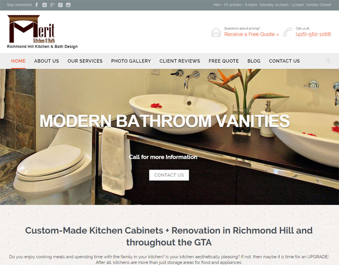 Merit Kitchen & Bath