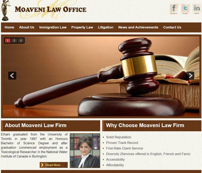 Moaveni Law Office