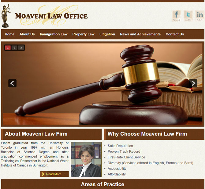 Moaveni Law Office
