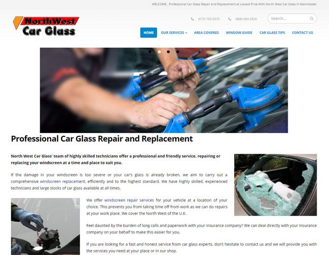 North West Car Glass
