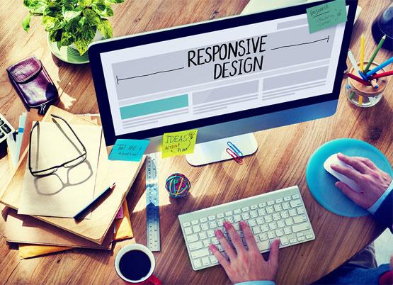 responsive web design strategies in newmarket york region
