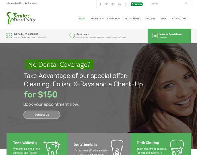 Smiles Dentistry