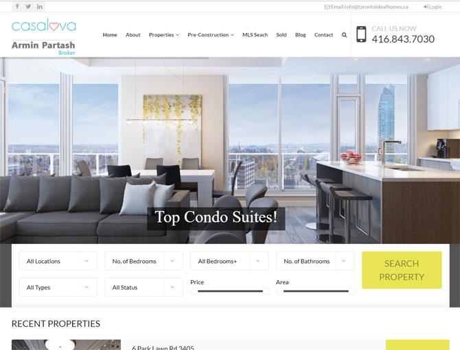 Toronto Ideal Homes