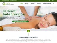 Toronto Mobile Rehab Website