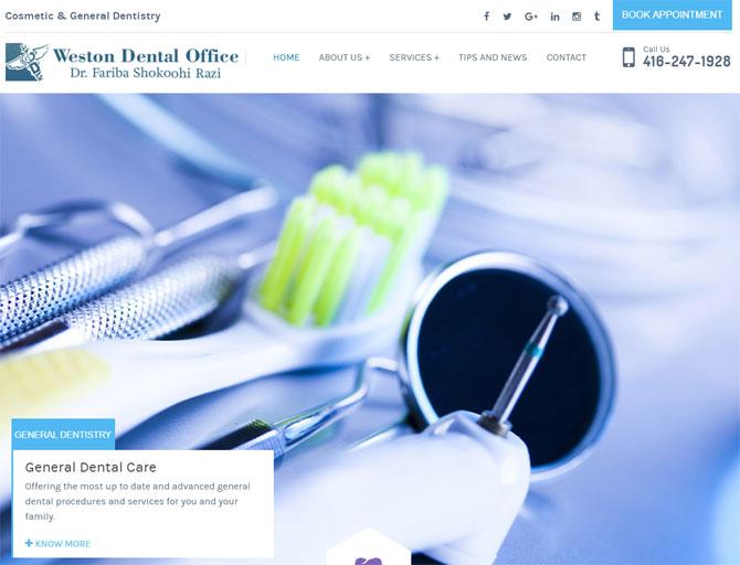 Weston Dental Office
